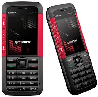 Nokia 5310, Nokia 5310 XpressMusic Phone