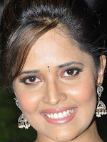 Anasuya in Saree-cover-photo
