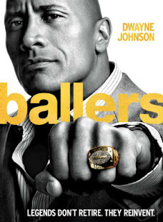 Review of Ballers, starring Dwayne Johnson, on HBO
