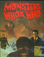 Monsters' Who's Who by Dulan Barber