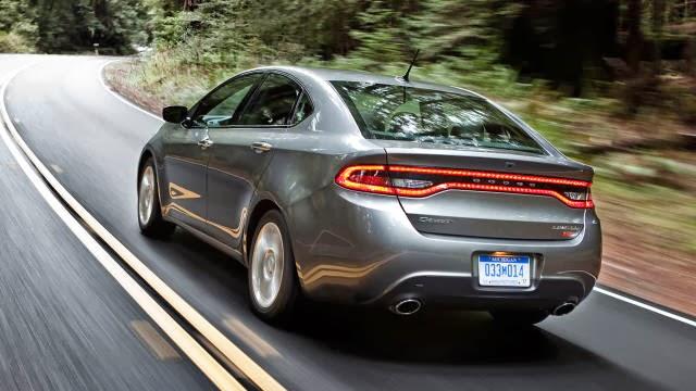 Dodge Dart è il primo prodotto risultante dell'alleanza Fiat-Chrysler, deriva dal modello Alfa Romeo Giulietta