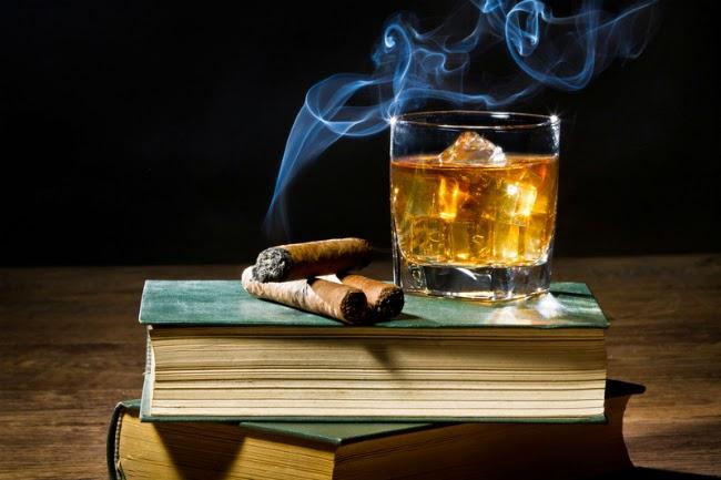 alcool, tigari si carti