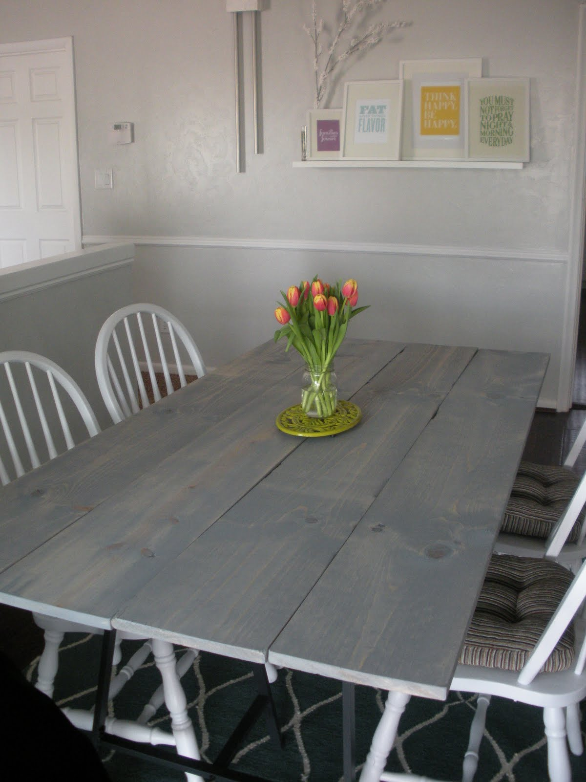 Dining Table Diy Dining Table Paint