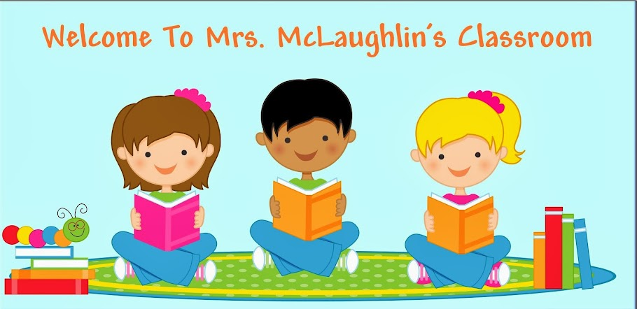 Mrs McLaughlin's Classroom