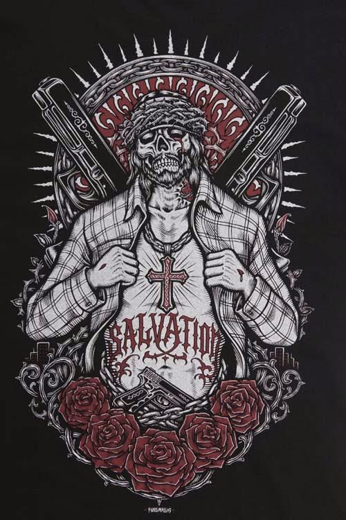 Parasite - Salvation Tee