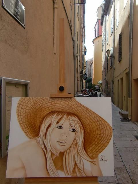 Høsten i St.Tropez 2013