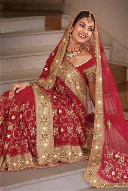 Designer Bridal Saree