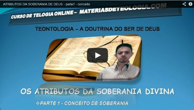 teologia grátis video