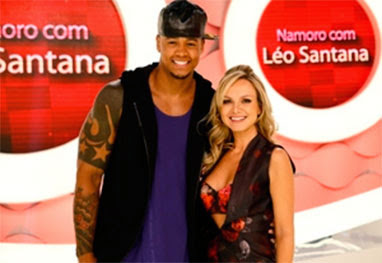 Léo Santana fala de suposto namoro com Eliana