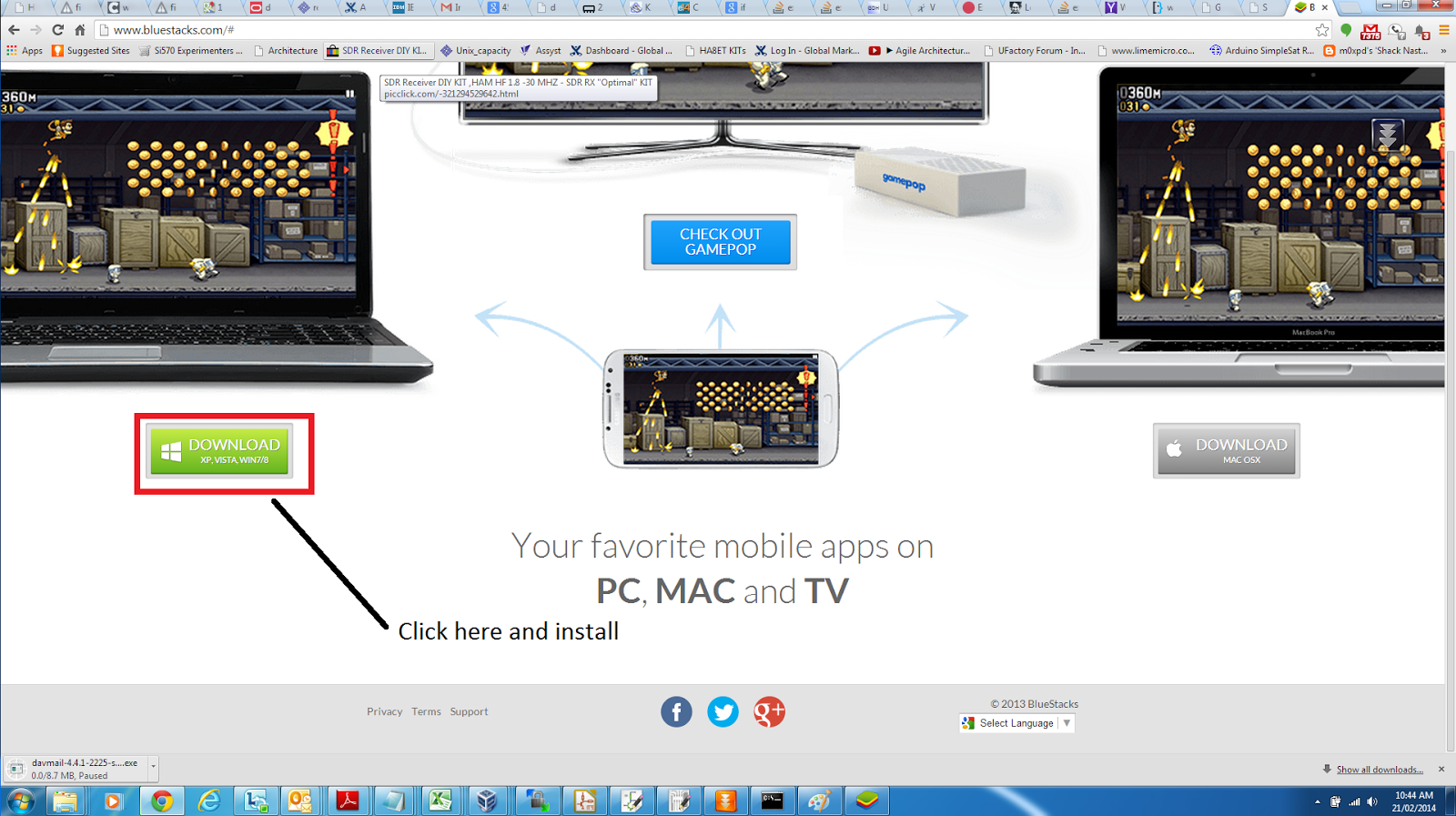 how to run android apps on your desktop with bluestacks