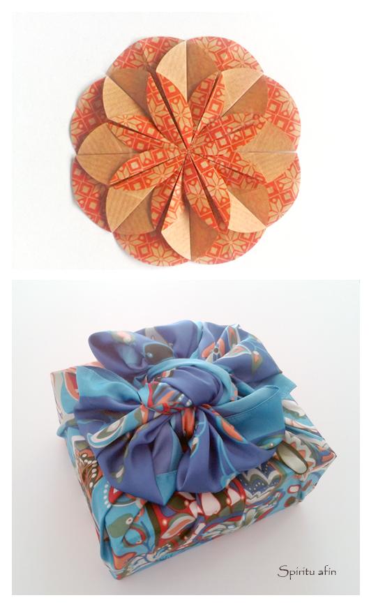 Furoshiki y Origami