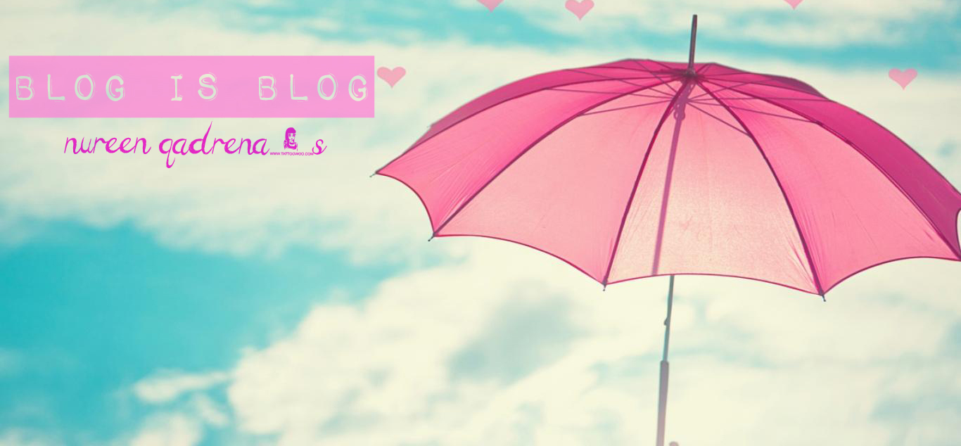 Blog is Blog