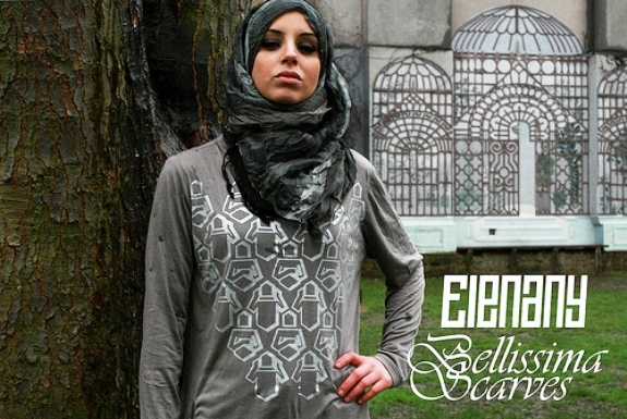 Muslim Fashion   Fashion 2012   Fashion Trends  Hijab Wallpapers 2012