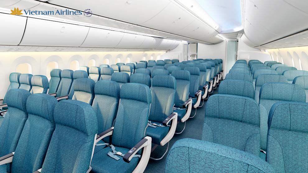 Vnaflyer Vietnam Airlines Releases Interior Images For