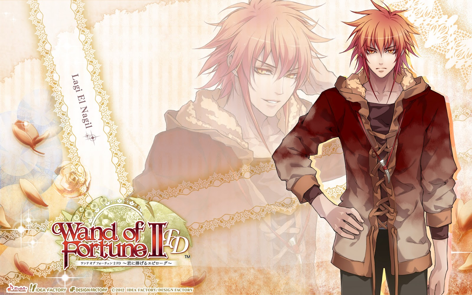 My bishonen corner wallps wand of fortune 2 fd for Wand of fortune