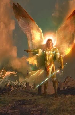 St. Michael, Patron Saint of Servimus