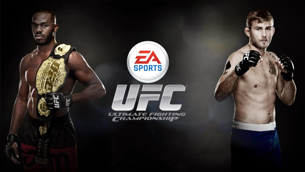 Download EA Sports UFC PS4 & Xbox One KeyGen Free