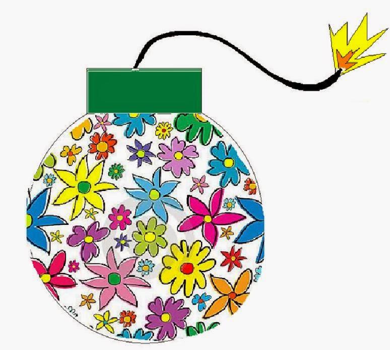 Fante di fiori bombe di semi seed bombs for Semi di fiori