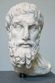 Επίκουρος, ο φιλόσοφος της ατάραχης ηδονής.