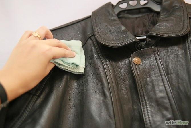 cara merawat jaket kulit asli