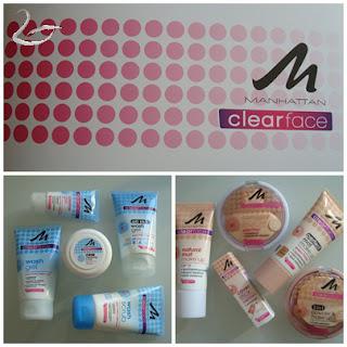 Manhattan Clearface Pflege