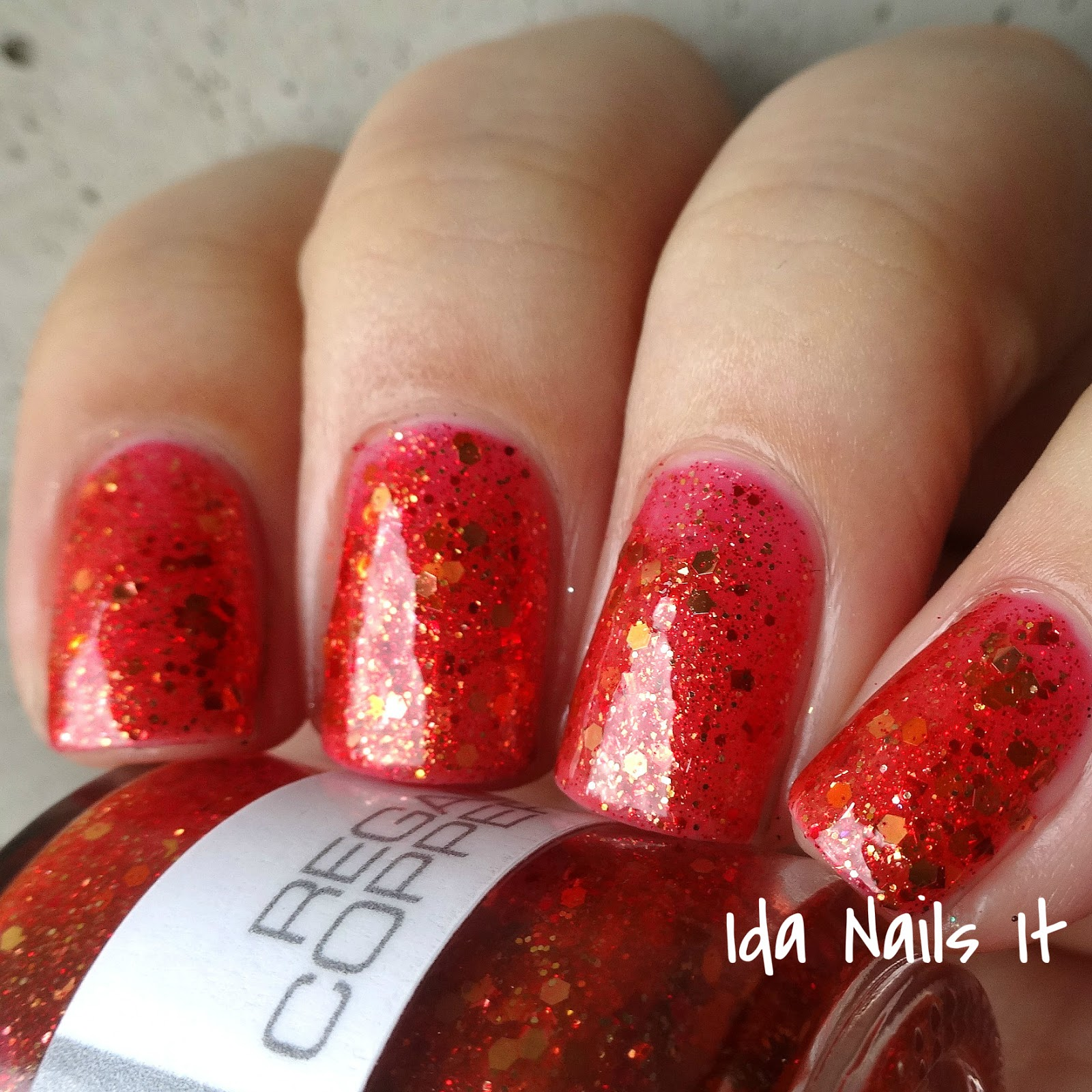 Ida Nails It: Nerd Lacquer Thursday Swatches