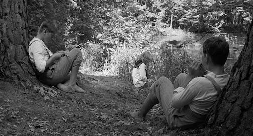 The White Ribbon • Das weiße Band, Eine deutsche Kindergeschichte (2009)