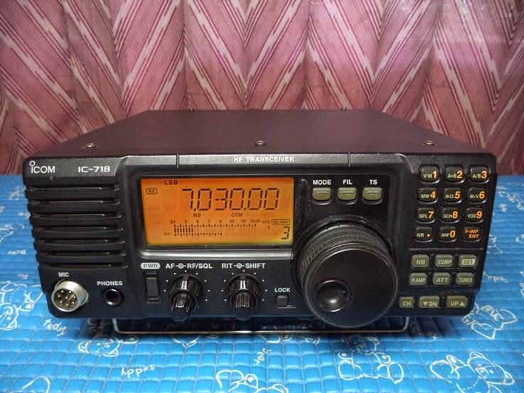 icom 718 transceiver
