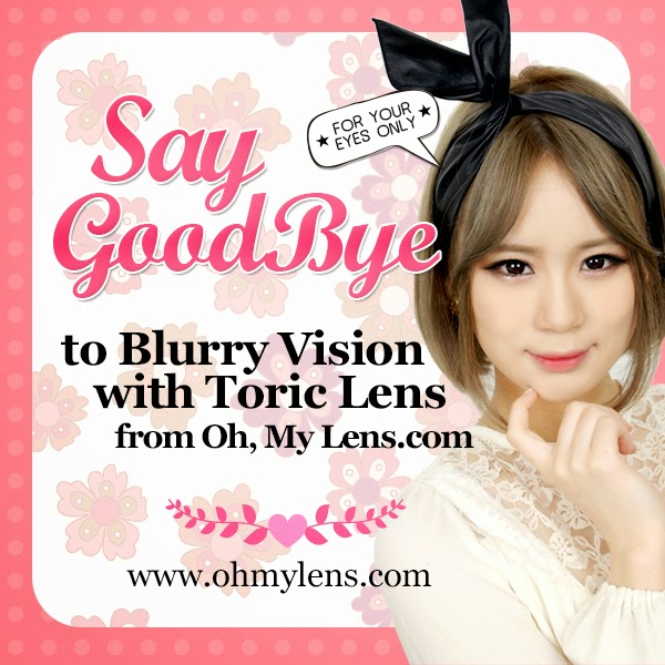 A variety of toric contact lenses are here at www.ohmylens.com