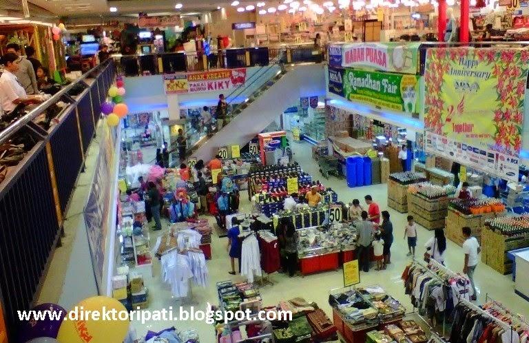 Pasar Swalayan ADA Pati