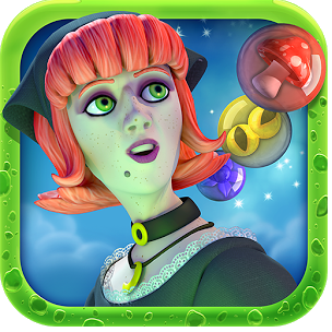 Bubble Witch Saga v3.1.10 Mod [Unlimited Gold/Lives/Unlock]