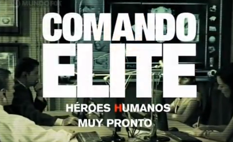 "Comando Elite"""