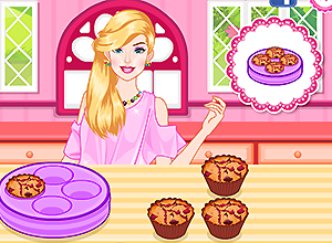Barbie's Pizza Puffs