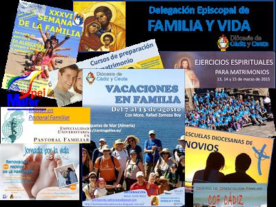 PASTORAL DE FAMILIA Y VIDA: OBJETIVOS Y ACTIVIDADES