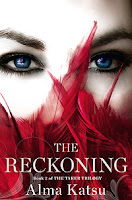 The Reckoning by Alma Katsu cover