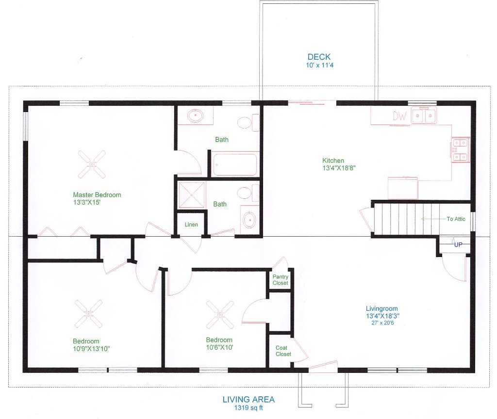The sketchup room - Room layout planner free ...