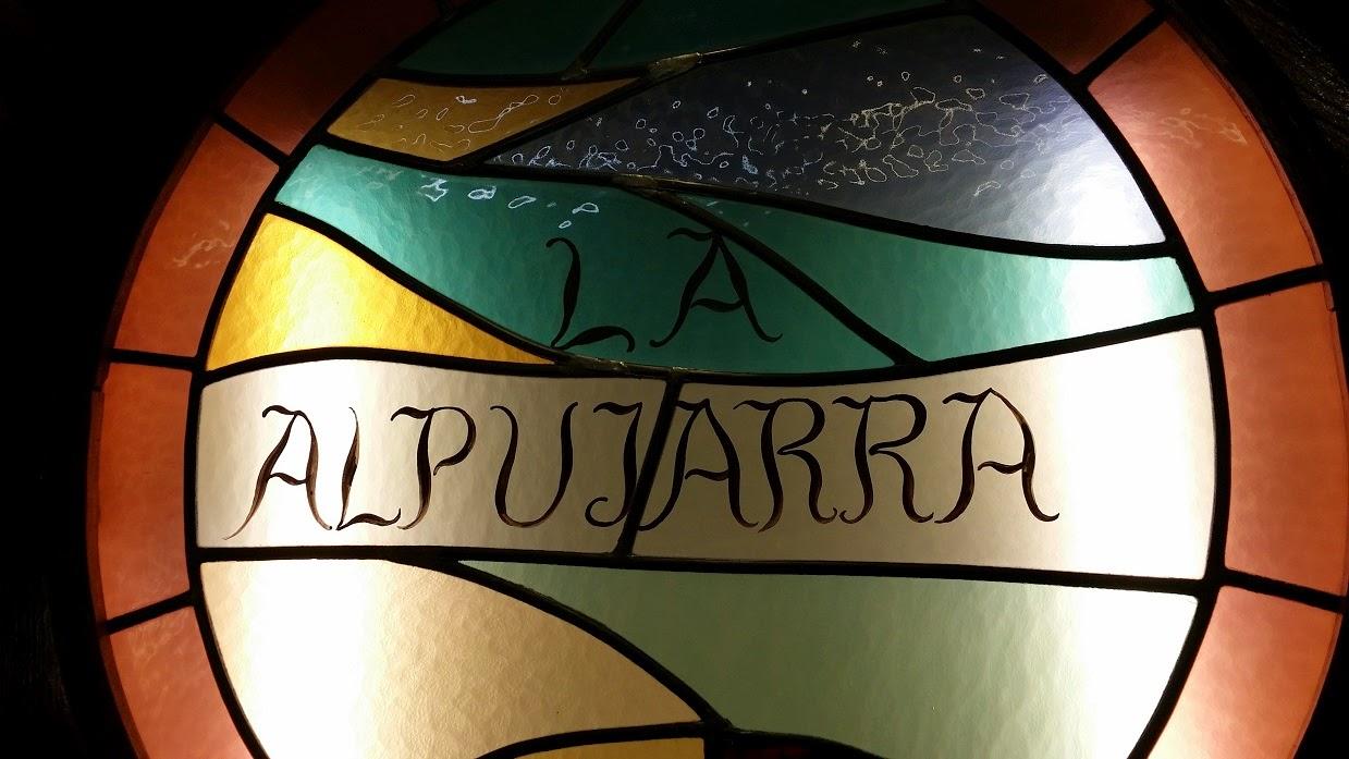 Restaurante La Alpujarra, Plaza del Perú, 4, Madrid, cocina andaluza, gastronomía, eating, gourmet, comer en Madrid