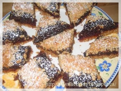 كرامبل بالتمر حلويات ذات طابع عربي