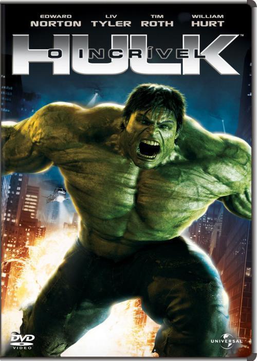 O Incrível Hulk - Dublado