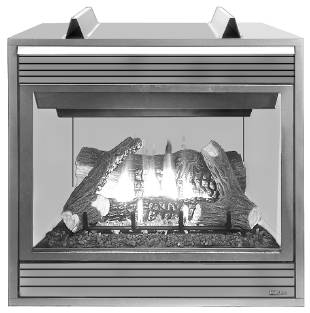 Manors at Central Park: Gas Fireplace Maintenance