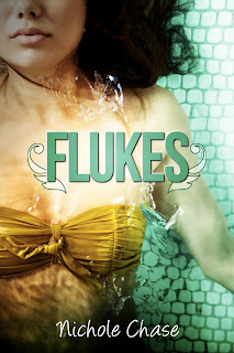 Cover Reveal: Flukes by Nichole Chase