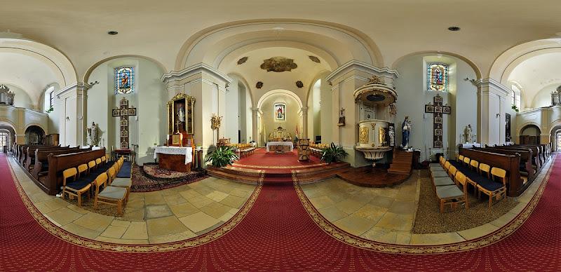 Esztergom Szt. György templom