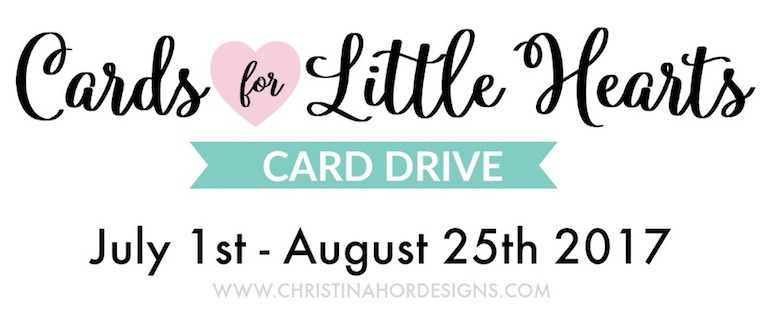Card Drive with Prizes! Click the badge for information how you can win and help!