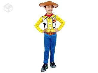 Modelos de Fantasias de Woody