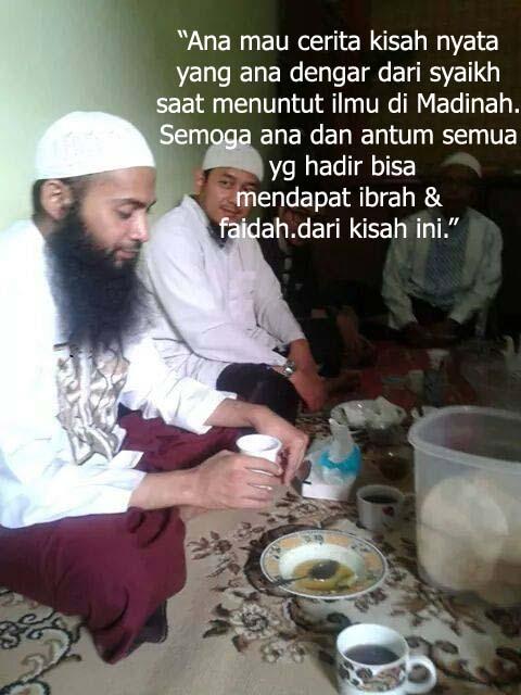 """NANGIS BACANYA!! Kisah Tentang """"Bangkai Hidup"""" Dari Ust. DR Syafiq bin Riza"""