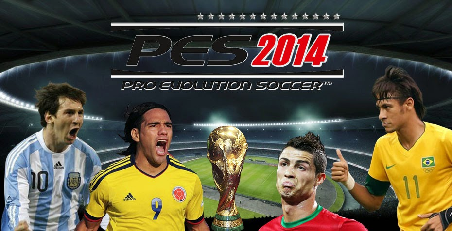 Download PES 2014 for Android Apk + Data Update