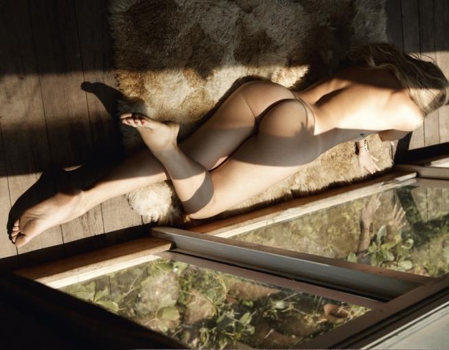 Luana Piovani Pelada Na Revista Trip Fotos Em Hd