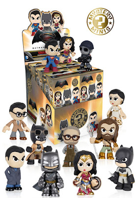 Batman v Superman: Dawn of Justice Mystery Minis Blind Box Series by Funko