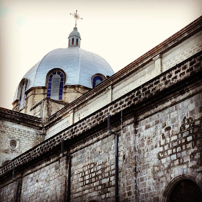 Holy Rosary Parish Church, Pisamban Maragul, Visita Iglesia, Holy Week, Philippines, Bisita Iglesia, Simbahan, Gusali, Instagram, Mahal na Araw, Semana Santa