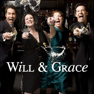 Will and Grace sitcom cast